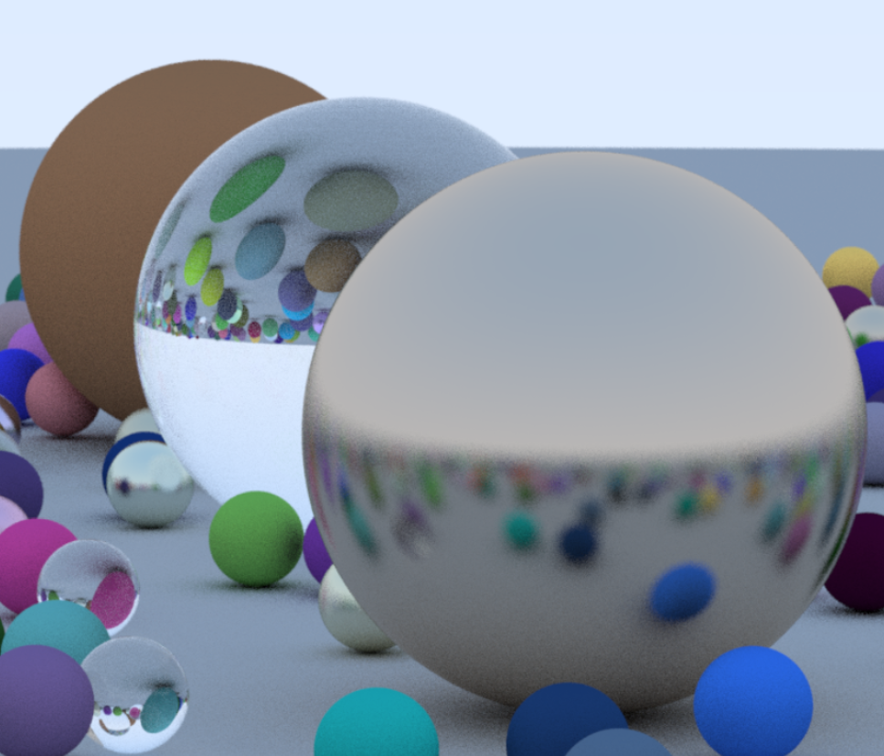 Simple Ray Tracer